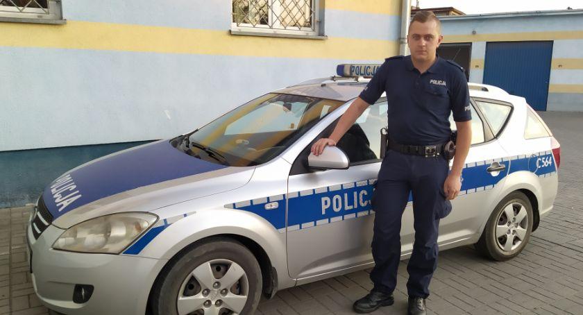 Kronika Kryminalna, Brawa policjanta - zdjęcie, fotografia