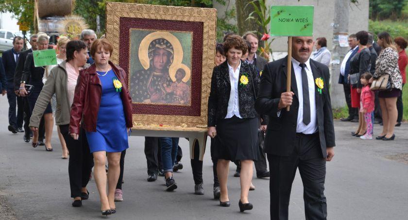 Wydarzenia lokalne, Rudaw dziękował plony - zdjęcie, fotografia