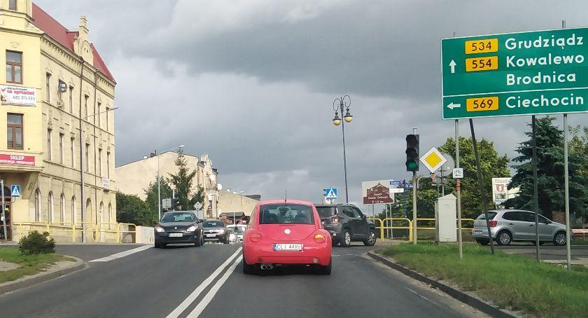 Interwencje, Remont drogi wywołał komunikacyjny paraliż - zdjęcie, fotografia