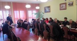 Dyskusja o szkołach w Ciechocinie
