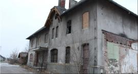 Dworzec w Golubiu-Dobrzyniu zostaje ruiną