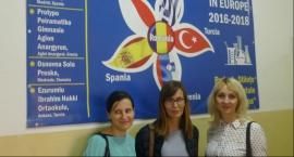 Nauczyciele z Ciechocina w Rumunii