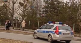 Golub-Dobrzyń: zatrzymany 25-latek zwiał policjantom. Trwa obława
