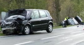Śmiertelny wypadek na piętnastce