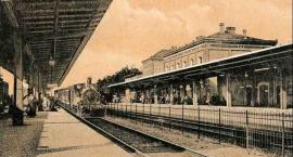 Dworzec na zdjęciach