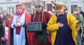 Orszak Trzech Króli w Golubiu-Dobrzyniu