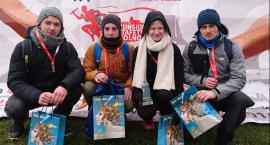 Toruńskie Sztafety Wolności z naszymi zawodnikami