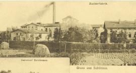 Dworzec obok cukrowni