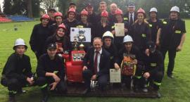 OSP Radomin - strażacy z długim stażem