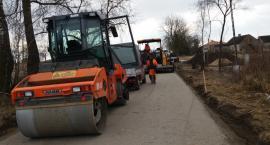 Nowe odcinki dróg na wiosnę