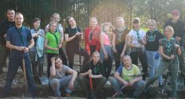 Harcerze zasadzili las