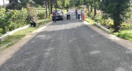 Nowa droga w Kamionce