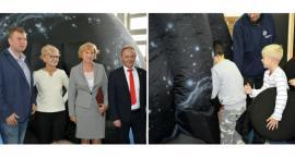 Planetobus odwiedził gminę Radomin