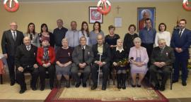 Małżeński jubileusz par z gminy Zbójno