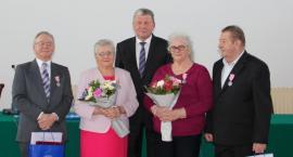 Miłość na medal - jubileusz par z gminy Golub-Dobrzyń