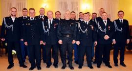 Druhowie z OSP Świętosław zdali raport