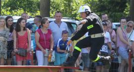 Wyrównana rywalizacja strażaków w Radominie