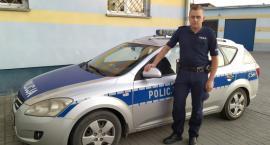Brawa dla policjanta