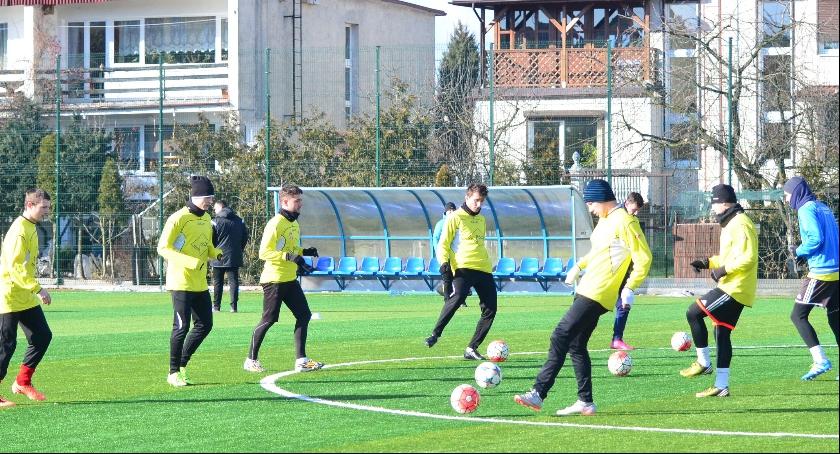 Piłka nożna, Pewna wygrana Sparty Brodnica - zdjęcie, fotografia
