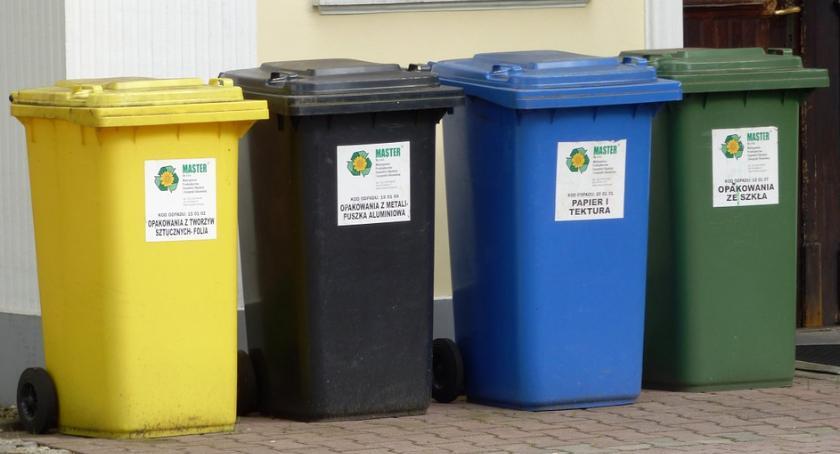 Porady, segregować śmieci - zdjęcie, fotografia