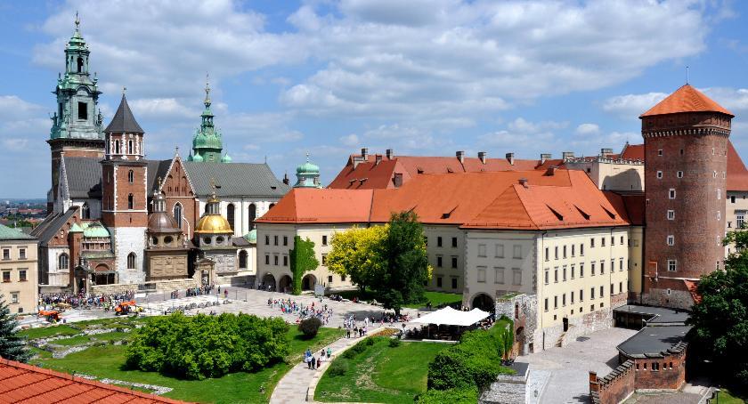 Porady, Kraków stolica Polski - zdjęcie, fotografia