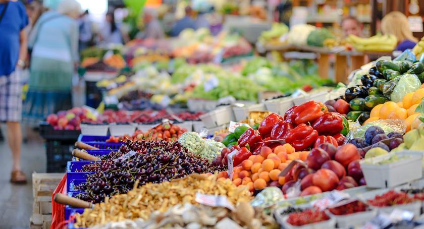 Rynek, Chcą uczciwości - zdjęcie, fotografia