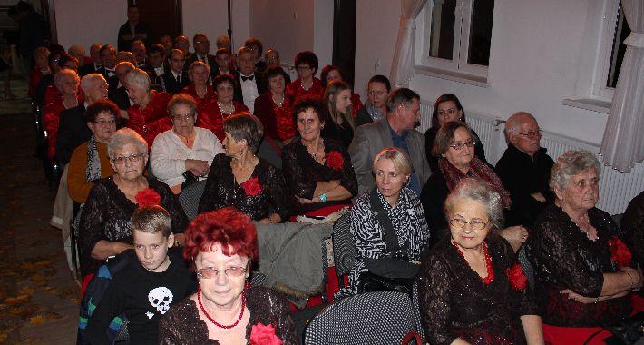 Muzyka, Jesienny koncert Jabłonowie - zdjęcie, fotografia