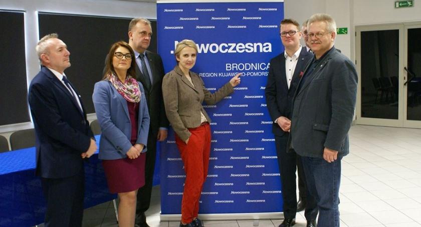 Polityka, Nowoczesna Brodnicy - zdjęcie, fotografia
