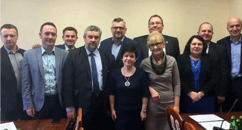 Polityka, Kujawsko Pomorski Zespół Parlamentarny - zdjęcie, fotografia
