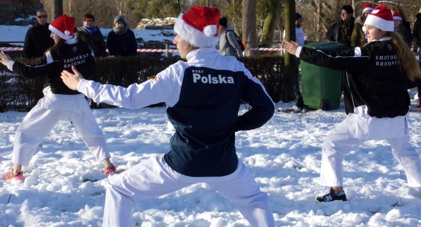 Lekkoatletyka, Pobiegli Błażeja - zdjęcie, fotografia