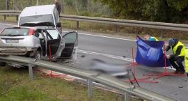 Śmiertelny wypadek w Brodnicy