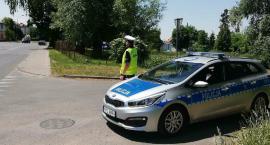 Brodniccy policjanci podsumowują wakacje