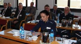 Trwaja policyjne konsultacje w powiecie brodnickim
