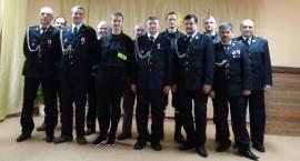 Zebranie strażaków w Kruszynach