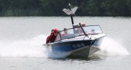 Wojewódzkie manewry na jeziorze Wądzyń