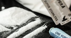 Zatrzymany z narkotykami