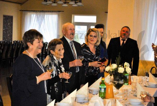 Jubileusz par małżeńskich z gminy Załuski