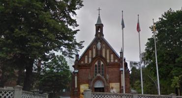 Kącik zabaw w kościele przy Klasyków?