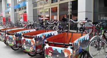 Zakupy czy wycieczka z dziećmi? Skorzystaj z roweru transportowego!