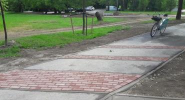 Spowalniacze na ścieżkach rowerowych pomysłem na poprawę bezpieczeństwa?