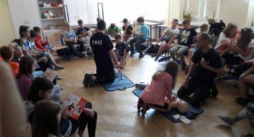 Dzieci z Białołęki wiedzą jak udzielać pierwszej pomocy