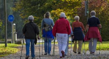 Nordic Walking dla seniorów – jest pomysł!