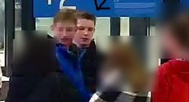 Policja szuka młodzieńca ze zdjęcia. Ukradł...czujnik ruchu w galerii?
