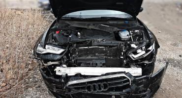 BMW kontra audi [ZDJĘCIA]