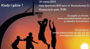 Nasz patronat: Otwarty Białołęcki Turniej Koszykówki Amatorskich Drużyn Mieszanych 18+
