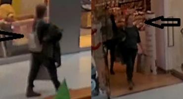 Kobieta na zdjęciach przywłaszczyła portfel. Szuka jej policja