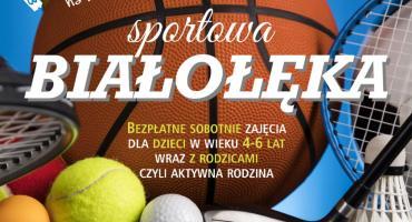 Aktywna Rodzina czyli cykl bezpłatnych zajęć sportowych dla najmłodszych