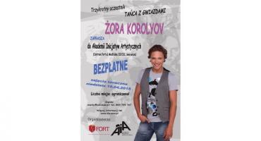 Zajęcia taneczne z Żorą Korolyovem!