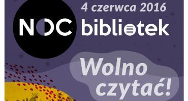 Noc Bibliotek na Białołęce