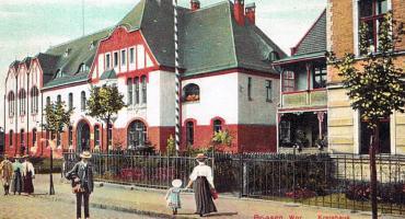 Dom starosty w Wąbrzeźnie